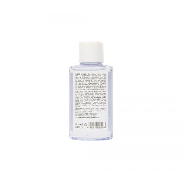 gel igienizzante mani 80ml - retro