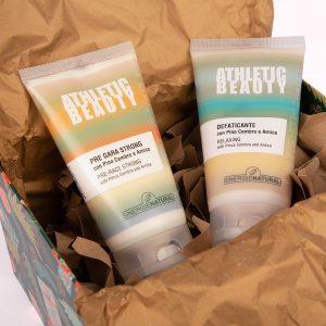 Crema riscaldante PreGara Strong & Crema PostGara defaticante